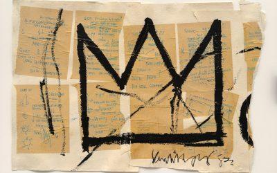 Attività dedicata a Basquiat