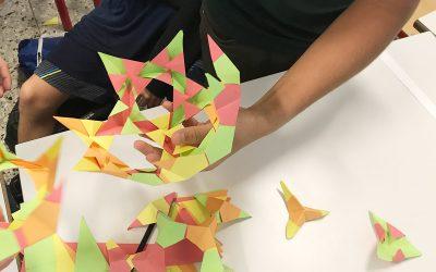 Giocare con la geometria: gli origami
