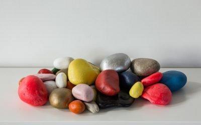 Gli oggetti e l'arte riflettente